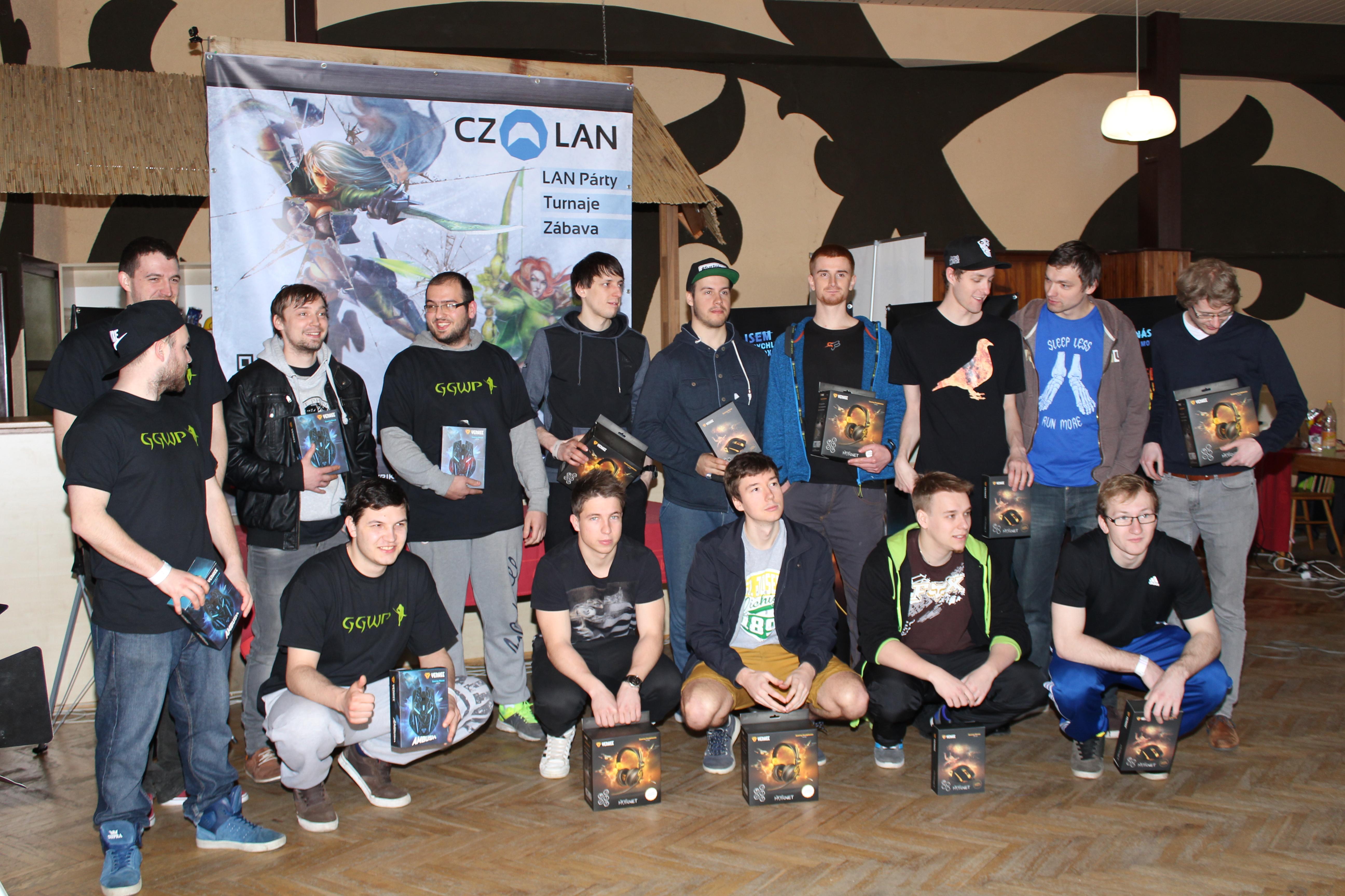 CZLAN Challenge 2015